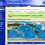 Pacific Tsunami Warning Center (PTWC)