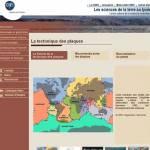 Cliquez sur l'image pour accéder au site Web du CNRS