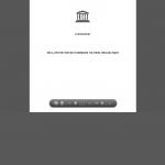 Convention de l''UNESCO (Organisation des Nations Unies pour l'Education, la Science et la Culture) sur la protection du patrimoine culturel subaquatique