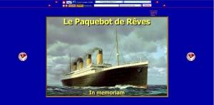 Titanic : le paquebot de rêves