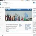 United Nations Framework Convention on Climate Change - Protocole de Kyoto à la Convention-Cadre des Nations-Unies sur les changements climatiques