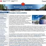 Réseau canadien des énergies renouvelables