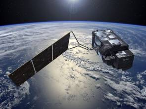 Le satellite Sentinel 3A © ESA–Pierre Carril